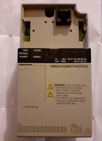 ONROM 3G3MV-P10CDT5-E - foto 1