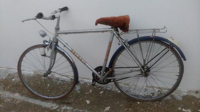 Bicicleta Vintage Zeleris Original