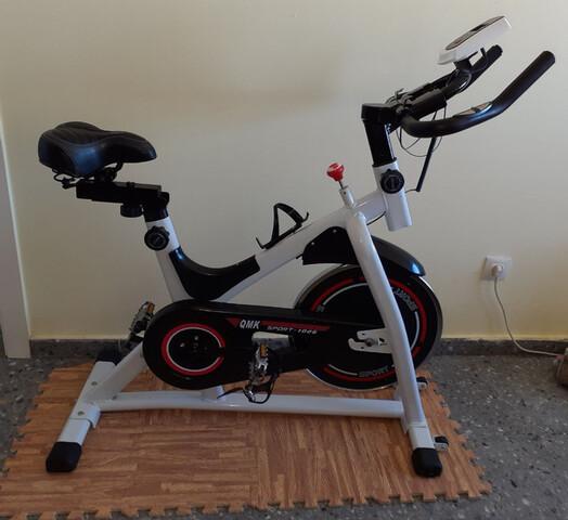Spinning Bicicleta Deporte Perder Peso.