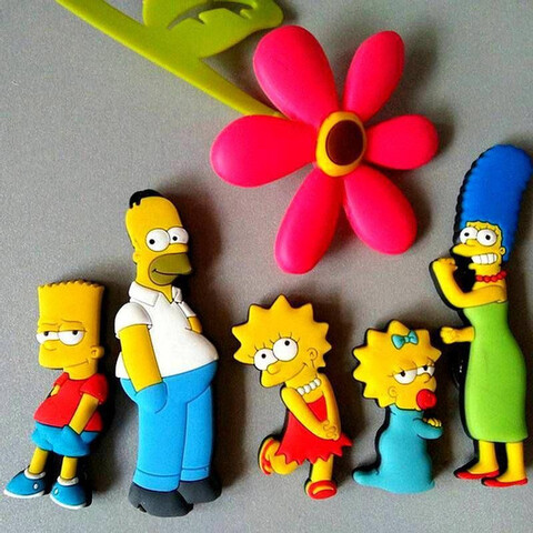 * Comprar Imanes Nevera | (Simpsons)
