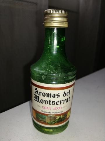 Botella Pequeña Aromas De Montserrat
