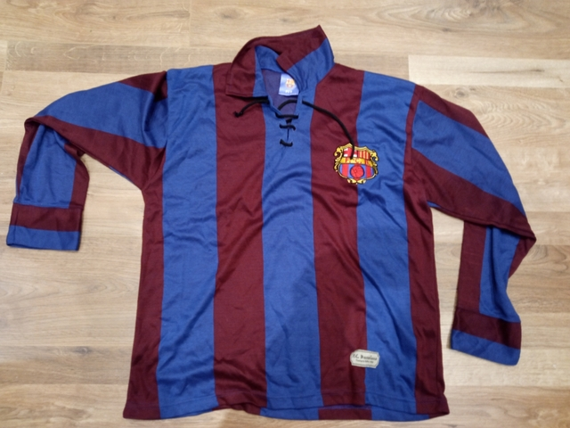 Camiseta Retro Barça 1920