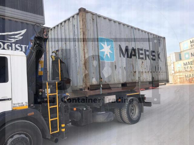 CONTENEDOR MARÍTIMO - foto 3