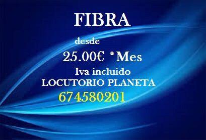 FIBRA Y LINEAS MOVILES - foto 1