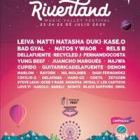 ENTRADA + CAMPING PARA EL RIVERLAND 2021 - foto 1