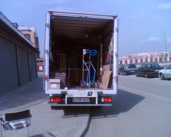 SERVICIO DE MUDANZAS Y TRANSPORTES - foto 4