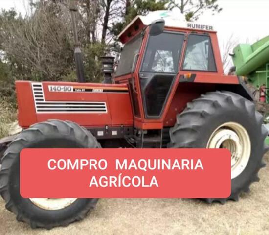 COMPRO MAQUINARIA AGRÍCOLA TODA ESPAÑA - foto 1