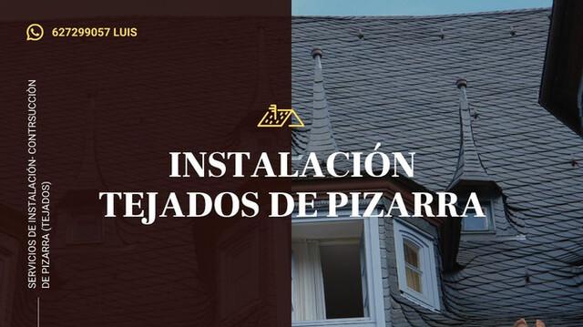 TEJADOS PIZARRA - foto 1