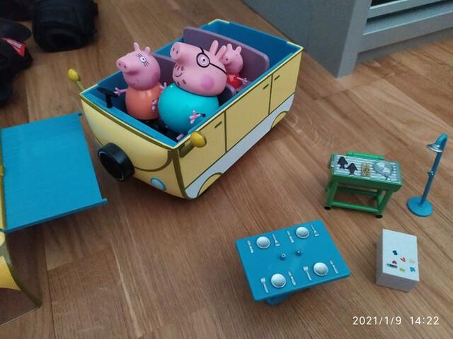 CARAVANA DE PEPPA PIG - foto 1