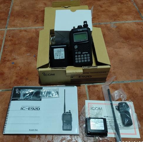 ICOM IC-E92D - foto 1