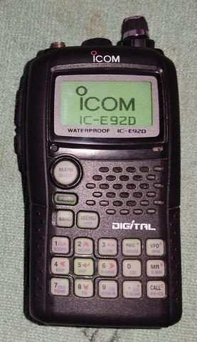 ICOM IC-E92D - foto 8