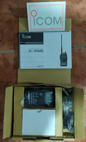 ICOM IC-E92D - foto 9