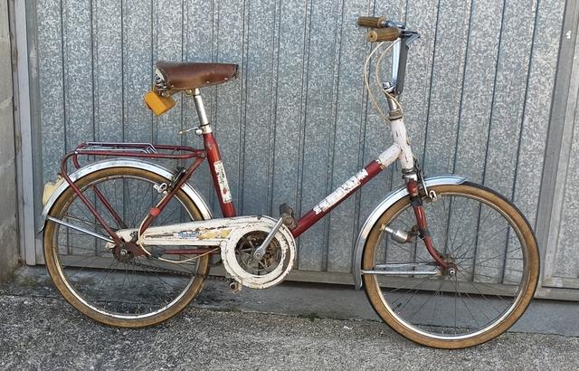 Bicicleta Paseo Gac