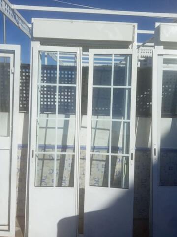 Ventanas-Puertas De Aluminio Lacado