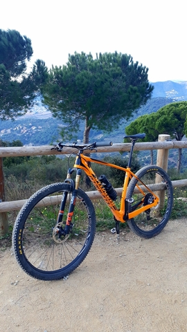 Cuadro Specialized Comp Carbon 29 World