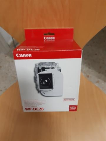 CARCASA SUMERGIBLE CANON WP-DC28