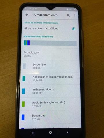 SMARTPHONE M60+ 8GB 512 GEN - foto 3