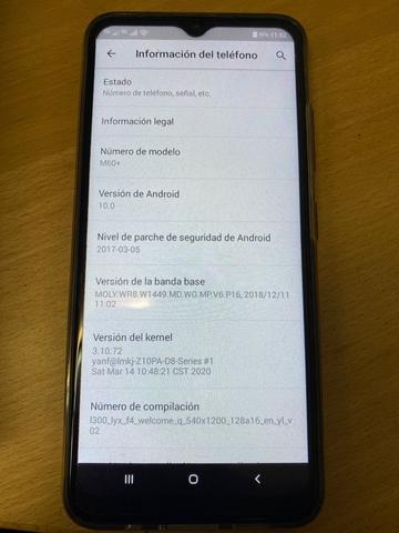 SMARTPHONE M60+ 8GB 512 GEN - foto 6