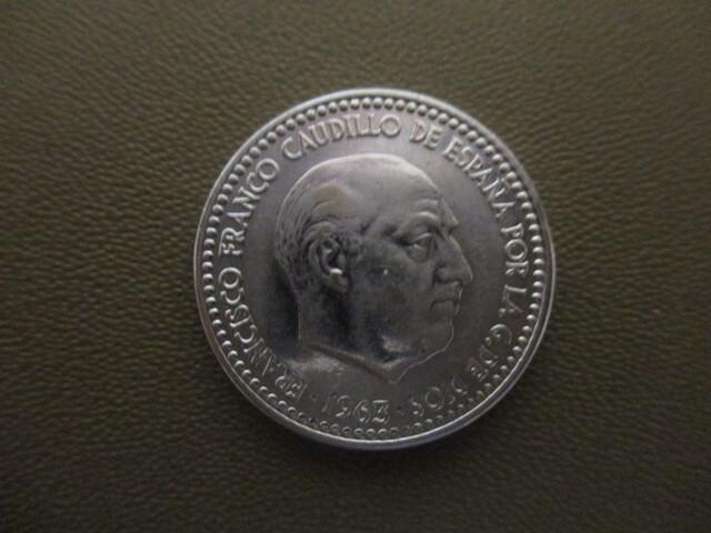 Se Vende Moneda De Una Peseta Plateada