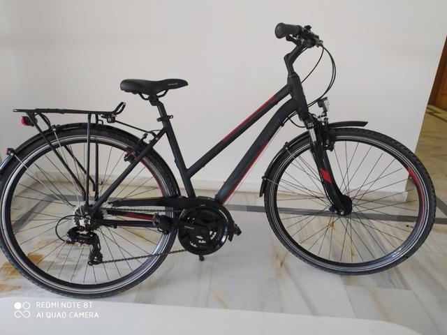 Bicicleta Paseo Winora