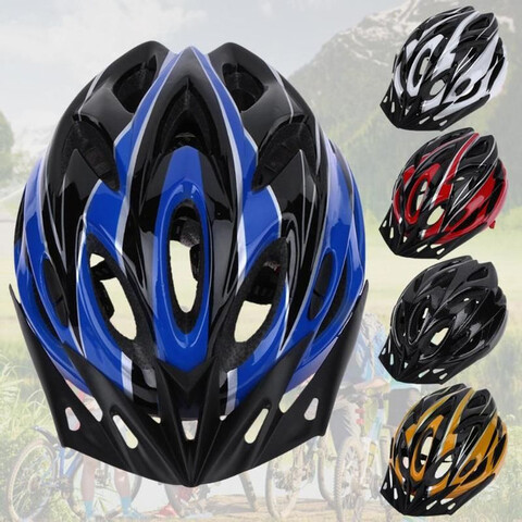 Casco Unisex Montaña Carretera Bicicleta