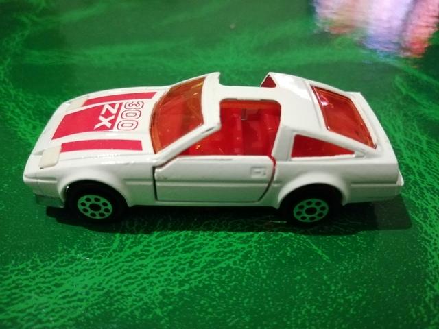 Nissan 300 Zx Turbo Majorette 214