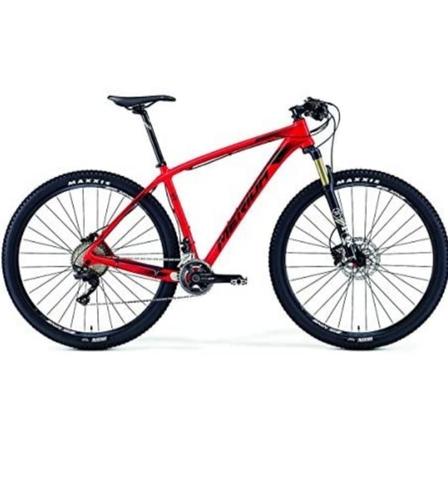 Bicicleta Merida Montaña De Carbono