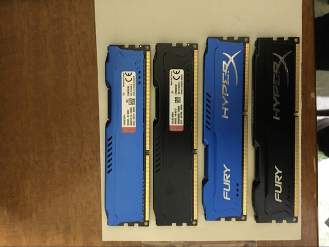 16GB DE RAM DDR3 4X4/16GB - foto 2