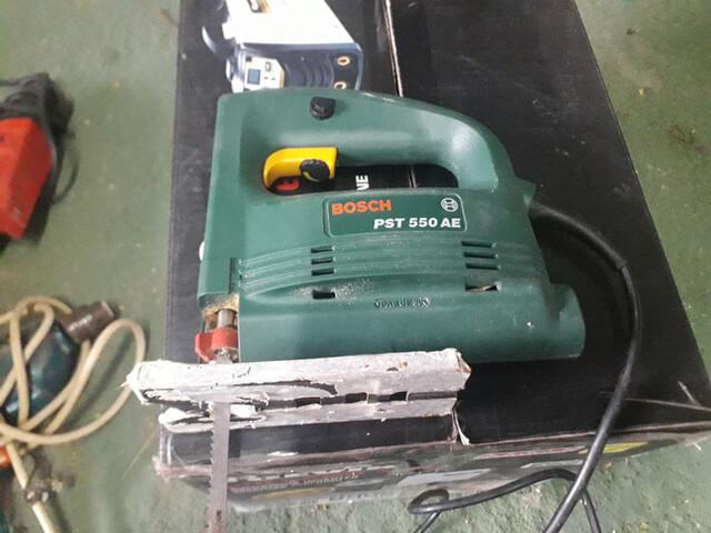 Caladora Bosch Pst-550 Ae