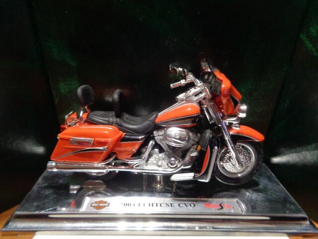 Harley Davidson – 2004 Flhtcse Cvo