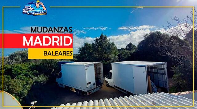 MUDANZAS DESDE MADRID HASTA BALEARES - foto 5