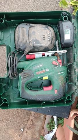 Caladora Bosch De Bateria
