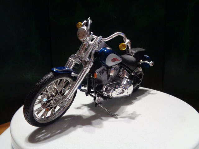 Harley Davidson Fxts Tm Springer Softail