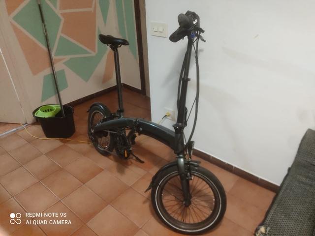 Bicicleta Megamo Excecutive Plegable