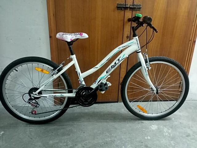 Bici Impecable 24 Pulgadas