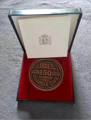 Medalla 150 Aniv. De La Guardia Civil