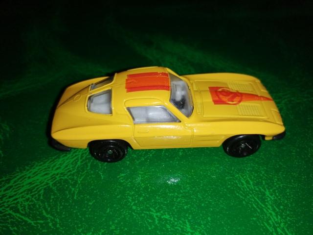 Corvette Diecast 1/64