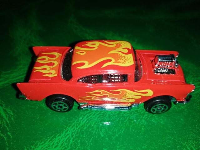 Majorette Chevy 57