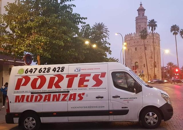 PORTES SEVILLA MUDANZAS PEQUEÑAS - foto 7