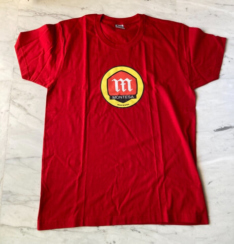 CAMISETA ORIGINAL MONTESA - foto 1