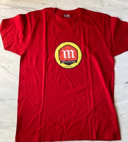 CAMISETA ORIGINAL MONTESA - foto 2
