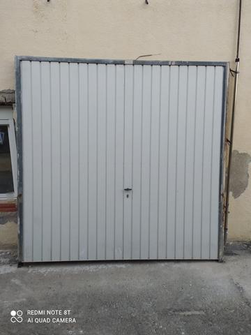Puerta Abatible Cochera Y Motor