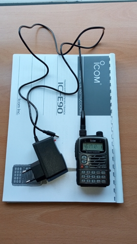 ICOM IC-E90 - foto 2