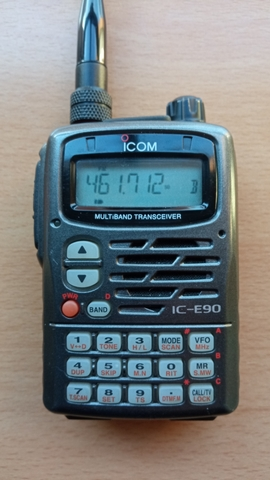 ICOM IC-E90 - foto 3