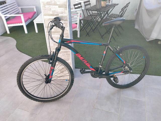 Se Vende Bici Berg Montaña Bike 26 Cheap