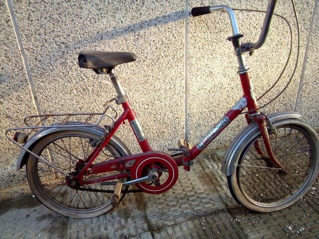 Bicicleta Bh Vintage De 16 Pulgadas