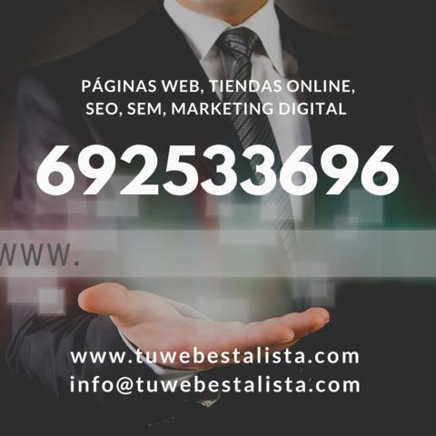 PÁGINAS WEB PONTEVEDRA - foto 1
