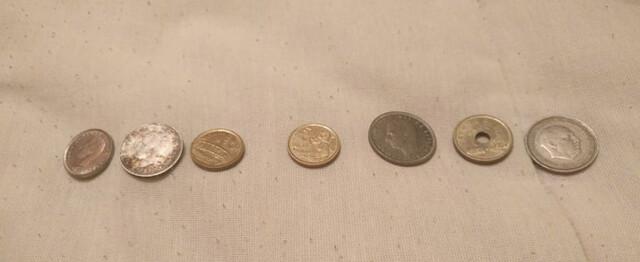Lote De Monedas De España