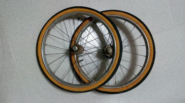 Ruedas De Bicicleta De Varillas O Simila