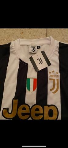 Camiseta De Niño De La Juventus